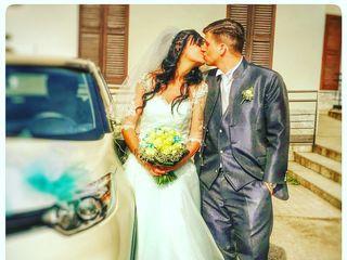 Le nozze di Luca Ferraresso e Valentina Ardillo