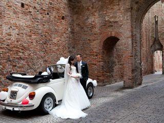 Le nozze di Nicol e Andrea