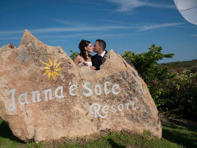 Il matrimonio di Gigi e Federica a Lodè, Nuoro 13