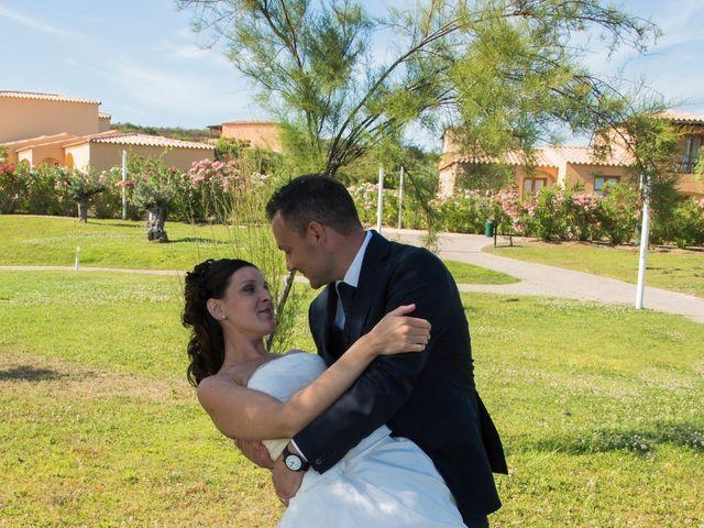 Il matrimonio di Gigi e Federica a Lodè, Nuoro 14