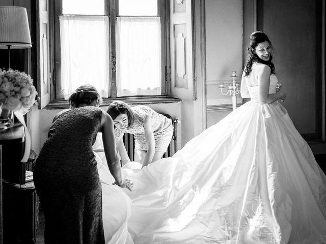Il matrimonio di Matteo e Sara a Pavia, Pavia 10