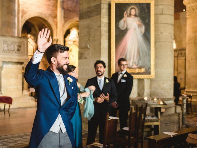 Il matrimonio di Matteo e Sara a Pavia, Pavia 14