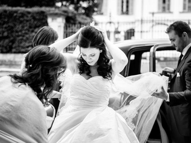Il matrimonio di Matteo e Sara a Pavia, Pavia 18