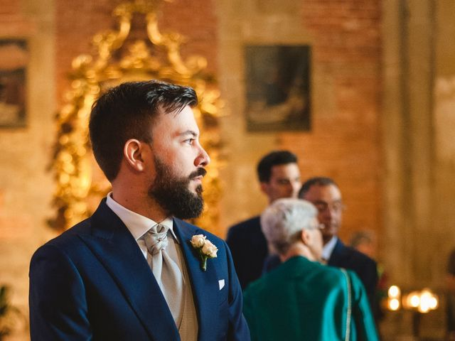 Il matrimonio di Matteo e Sara a Pavia, Pavia 19