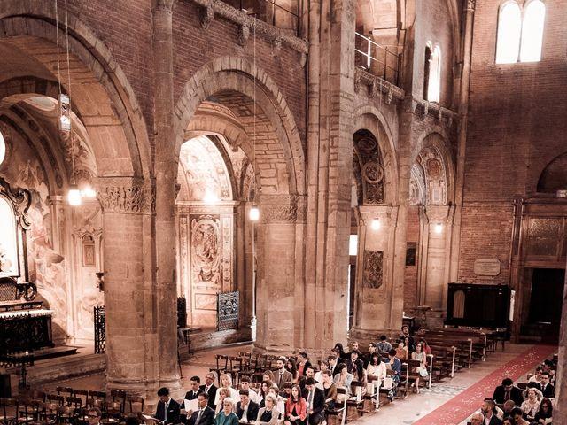 Il matrimonio di Matteo e Sara a Pavia, Pavia 20