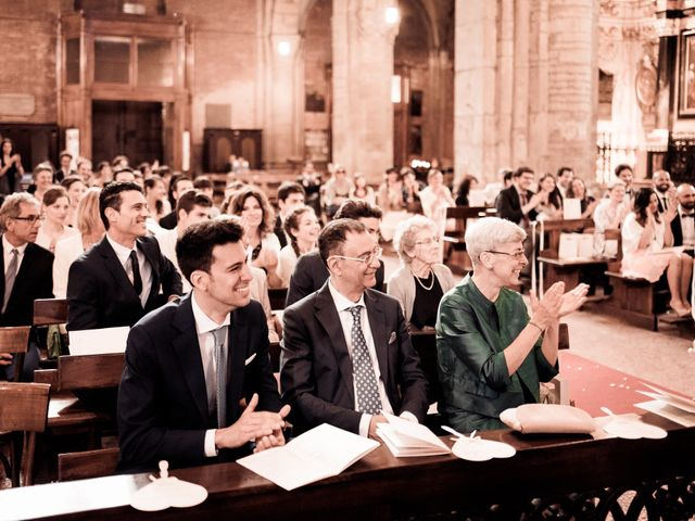Il matrimonio di Matteo e Sara a Pavia, Pavia 25