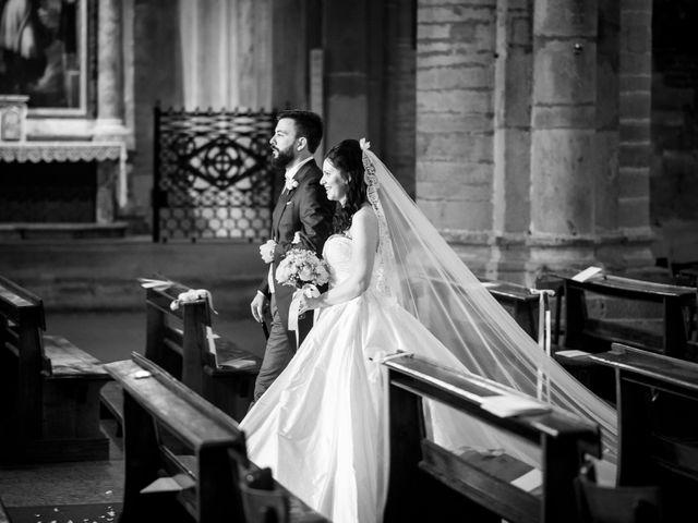 Il matrimonio di Matteo e Sara a Pavia, Pavia 30