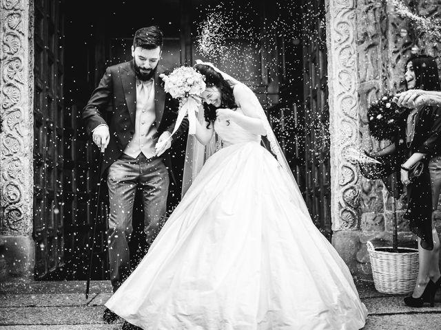 Il matrimonio di Matteo e Sara a Pavia, Pavia 31