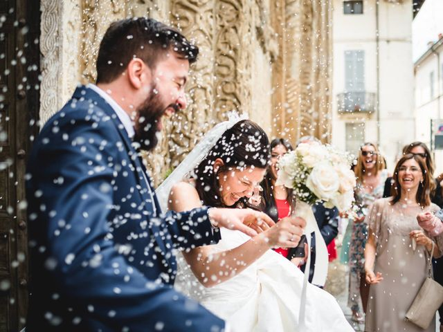Il matrimonio di Matteo e Sara a Pavia, Pavia 32