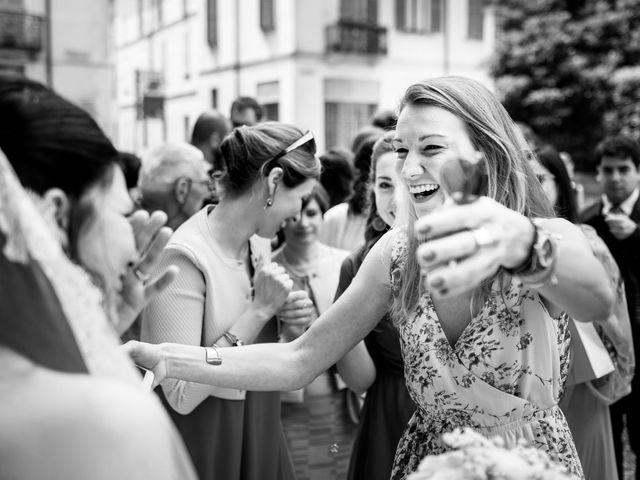 Il matrimonio di Matteo e Sara a Pavia, Pavia 34