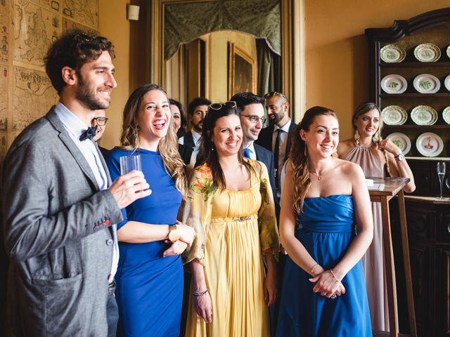 Il matrimonio di Matteo e Sara a Pavia, Pavia 56