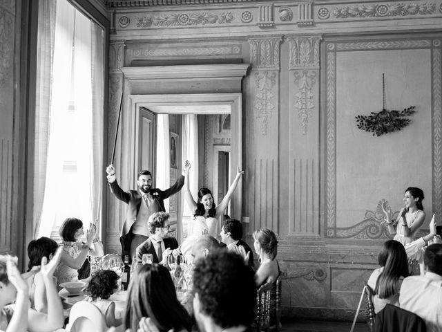 Il matrimonio di Matteo e Sara a Pavia, Pavia 61