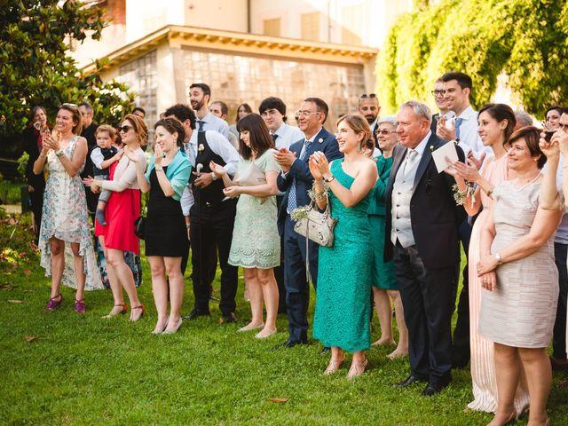 Il matrimonio di Matteo e Sara a Pavia, Pavia 79