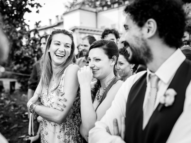 Il matrimonio di Matteo e Sara a Pavia, Pavia 82