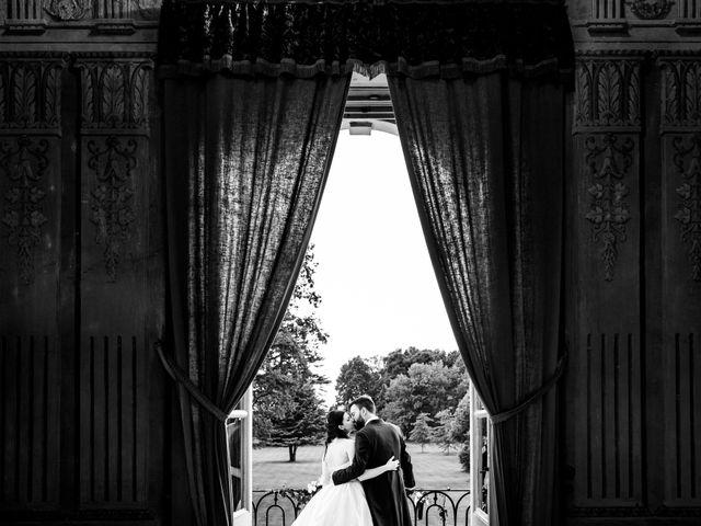 Il matrimonio di Matteo e Sara a Pavia, Pavia 1