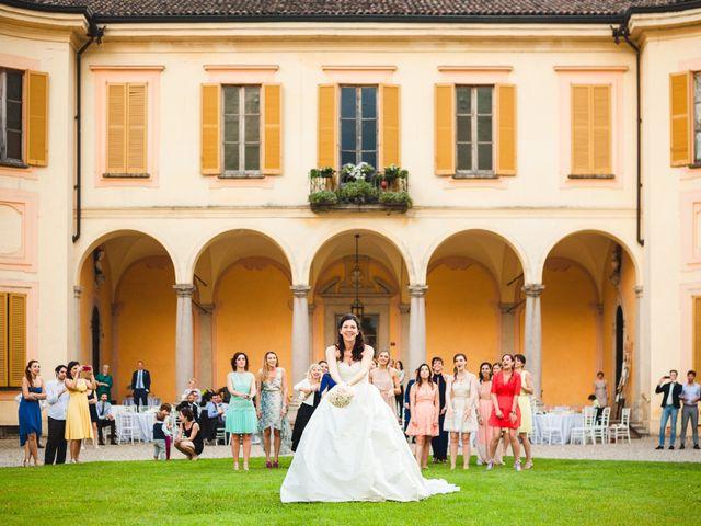 Il matrimonio di Matteo e Sara a Pavia, Pavia 89