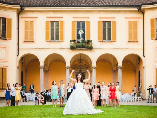 Il matrimonio di Matteo e Sara a Pavia, Pavia 2