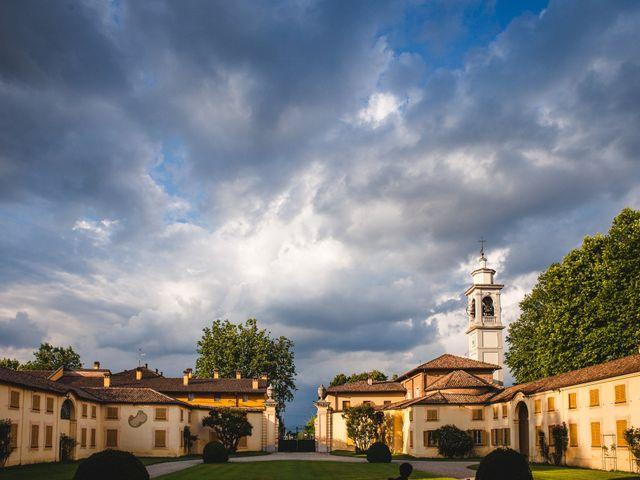 Il matrimonio di Matteo e Sara a Pavia, Pavia 4