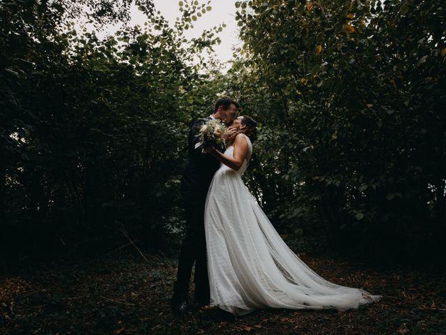 Le nozze di Matteo e Anna