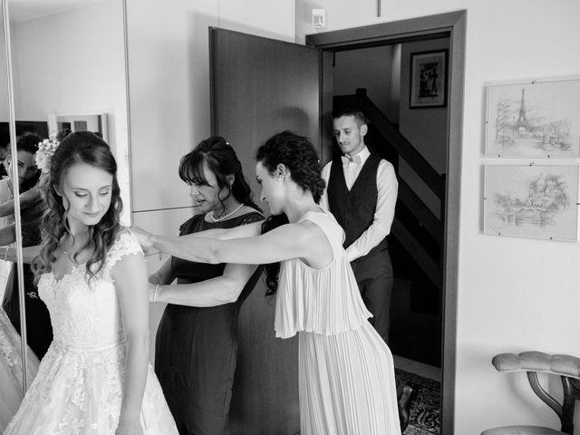 Il matrimonio di Riccardo e Diana a Verderio Superiore, Lecco 25