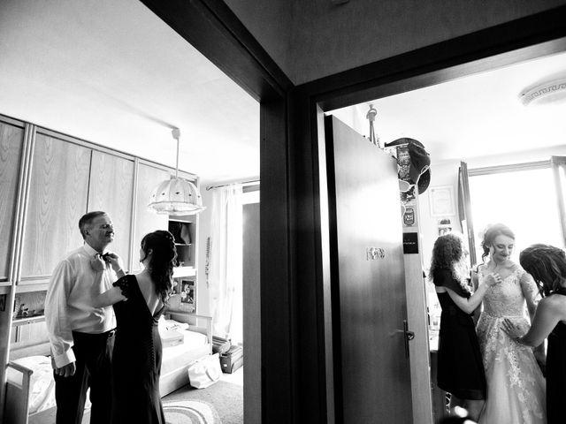 Il matrimonio di Riccardo e Diana a Verderio Superiore, Lecco 33