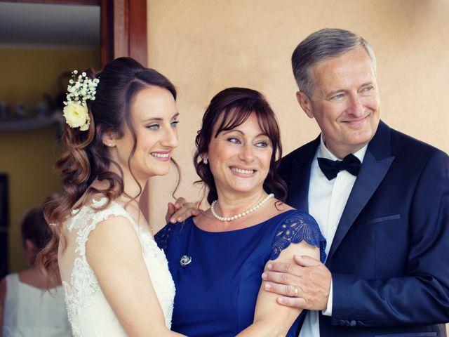 Il matrimonio di Riccardo e Diana a Verderio Superiore, Lecco 36