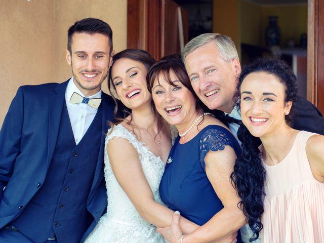 Il matrimonio di Riccardo e Diana a Verderio Superiore, Lecco 37
