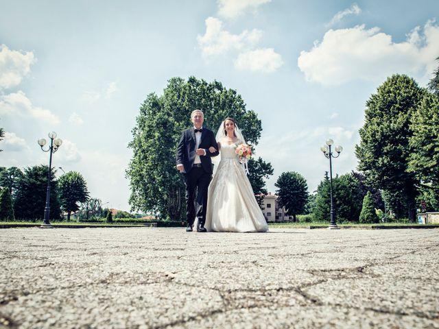 Il matrimonio di Riccardo e Diana a Verderio Superiore, Lecco 43
