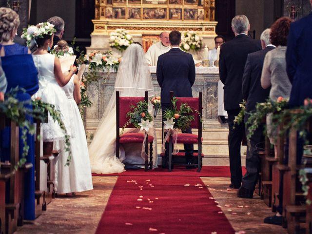 Il matrimonio di Riccardo e Diana a Verderio Superiore, Lecco 47
