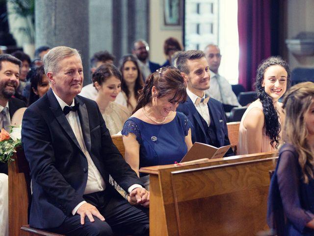 Il matrimonio di Riccardo e Diana a Verderio Superiore, Lecco 48