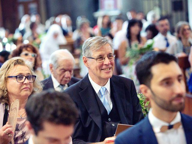 Il matrimonio di Riccardo e Diana a Verderio Superiore, Lecco 49