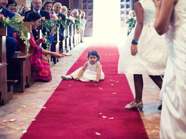Il matrimonio di Riccardo e Diana a Verderio Superiore, Lecco 50