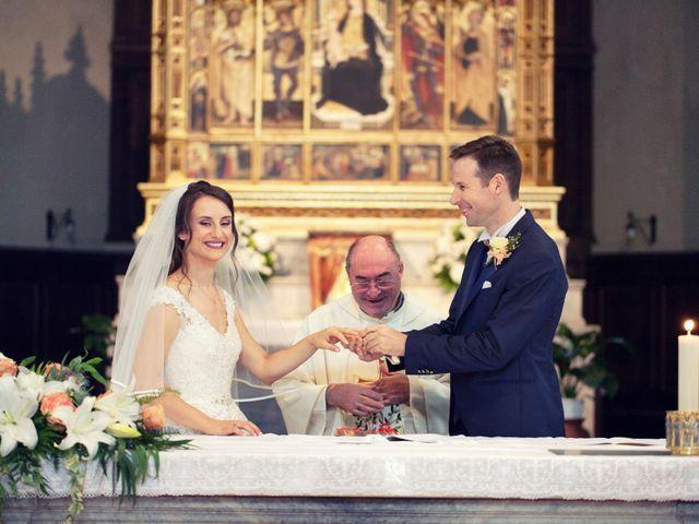 Il matrimonio di Riccardo e Diana a Verderio Superiore, Lecco 52