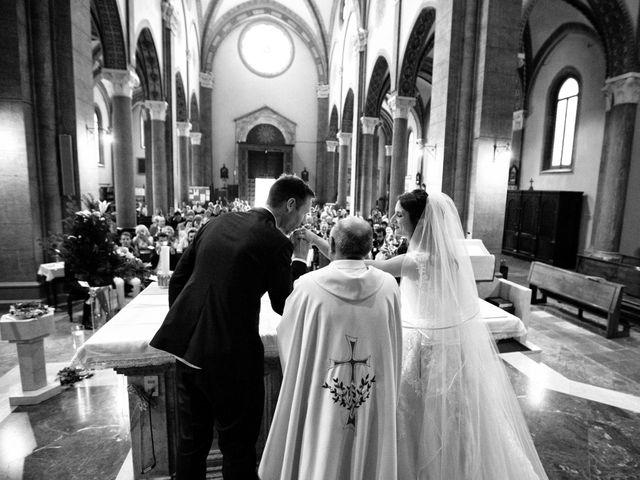 Il matrimonio di Riccardo e Diana a Verderio Superiore, Lecco 53