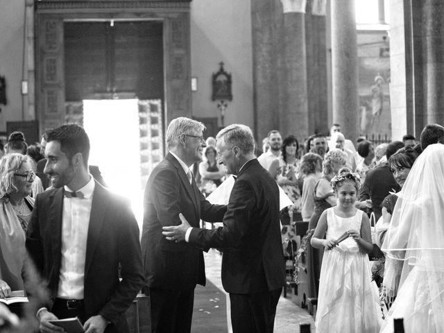 Il matrimonio di Riccardo e Diana a Verderio Superiore, Lecco 54