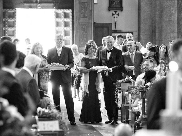 Il matrimonio di Riccardo e Diana a Verderio Superiore, Lecco 55