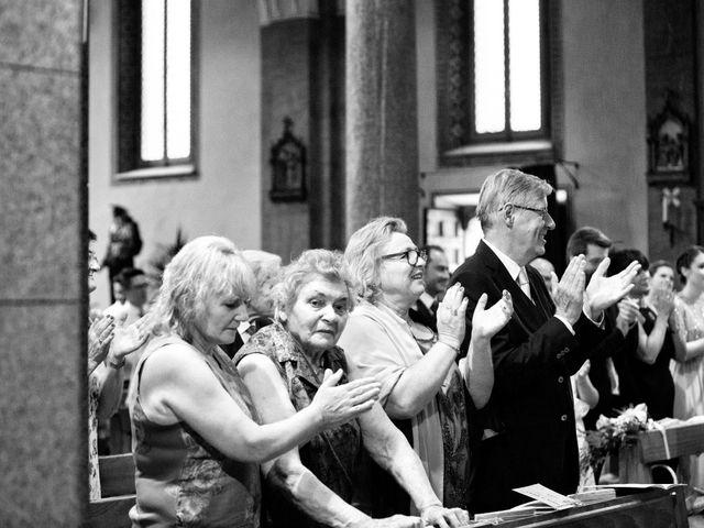 Il matrimonio di Riccardo e Diana a Verderio Superiore, Lecco 57