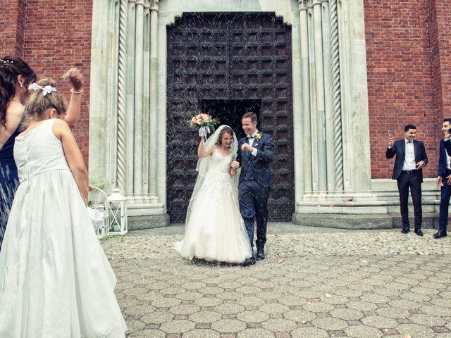 Il matrimonio di Riccardo e Diana a Verderio Superiore, Lecco 60