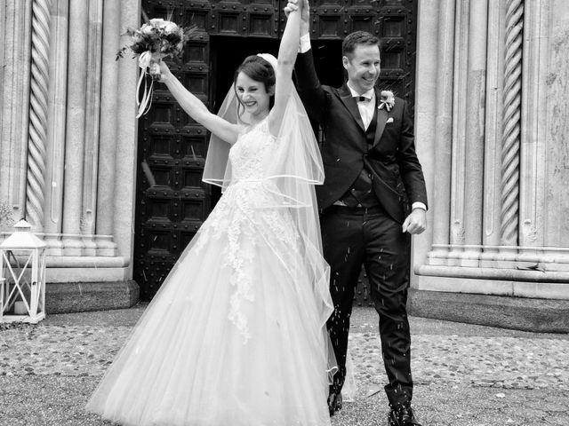 Il matrimonio di Riccardo e Diana a Verderio Superiore, Lecco 61