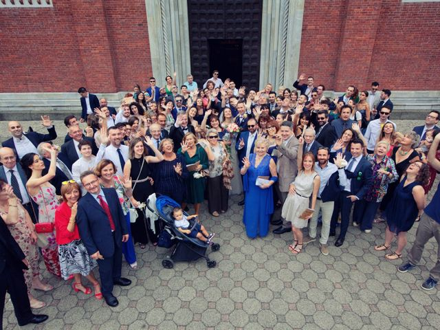 Il matrimonio di Riccardo e Diana a Verderio Superiore, Lecco 63