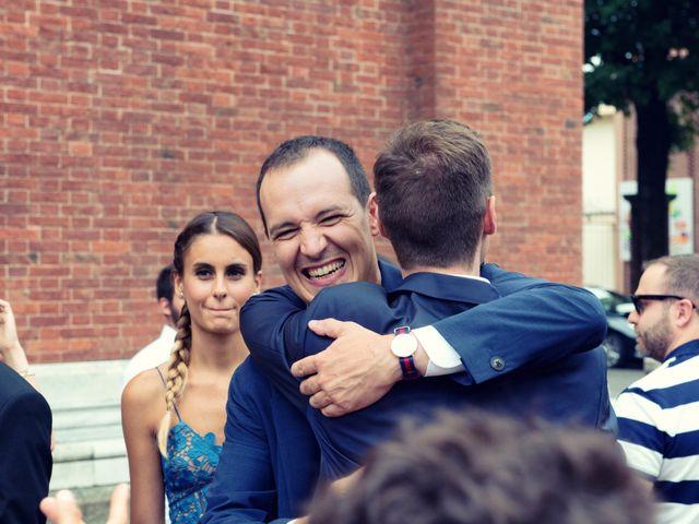 Il matrimonio di Riccardo e Diana a Verderio Superiore, Lecco 65