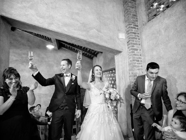 Il matrimonio di Riccardo e Diana a Verderio Superiore, Lecco 70