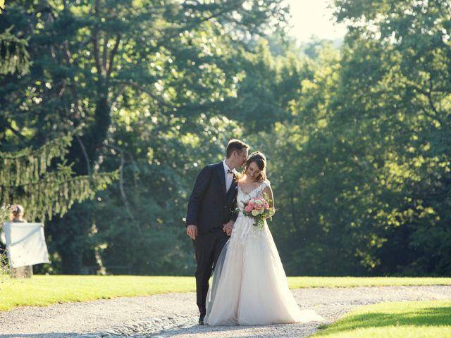 Il matrimonio di Riccardo e Diana a Verderio Superiore, Lecco 74