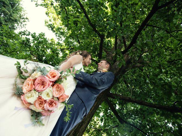 Il matrimonio di Riccardo e Diana a Verderio Superiore, Lecco 75