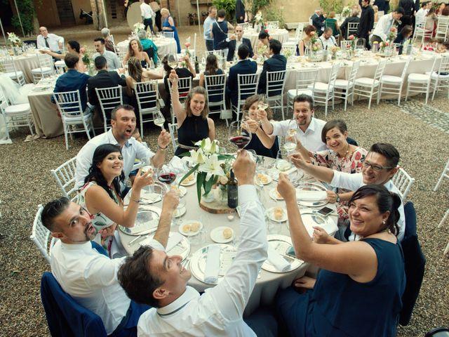 Il matrimonio di Riccardo e Diana a Verderio Superiore, Lecco 78