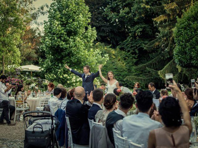 Il matrimonio di Riccardo e Diana a Verderio Superiore, Lecco 79