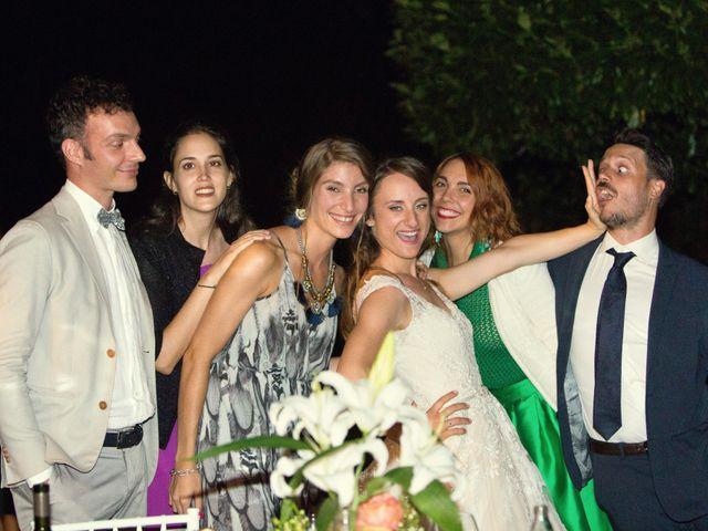 Il matrimonio di Riccardo e Diana a Verderio Superiore, Lecco 85