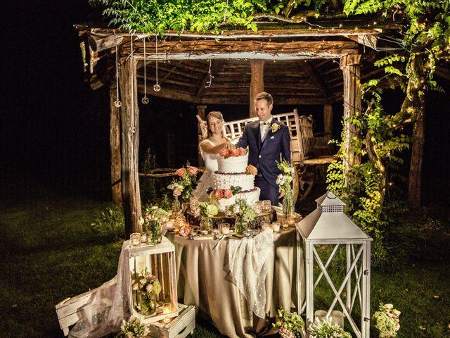 Il matrimonio di Riccardo e Diana a Verderio Superiore, Lecco 86