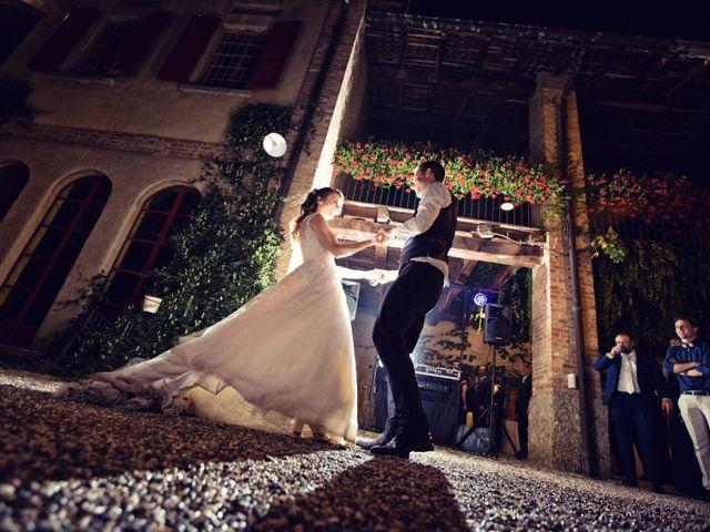 Il matrimonio di Riccardo e Diana a Verderio Superiore, Lecco 88