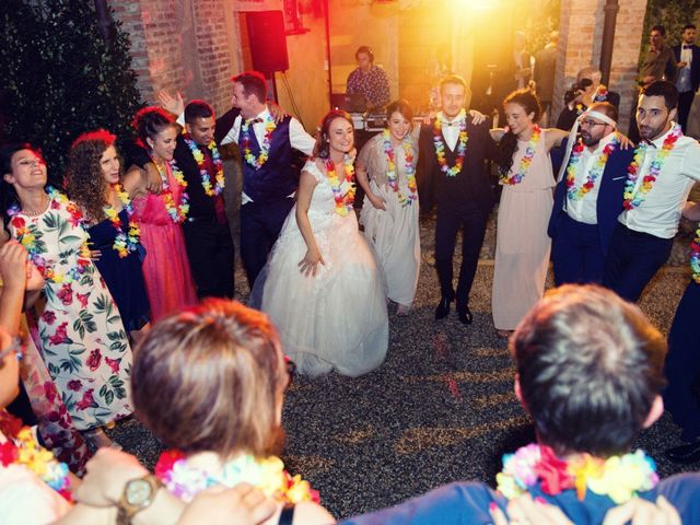 Il matrimonio di Riccardo e Diana a Verderio Superiore, Lecco 90